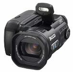 JVC GZ-MC500 Flash Media Camcorder