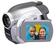 Panasonic Palmcorder VDR-D100 Camcorder