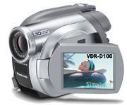 Panasonic VDR-D100 DVD Camcorder