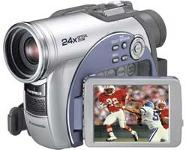 Panasonic VDR-M53 DVD Camcorder