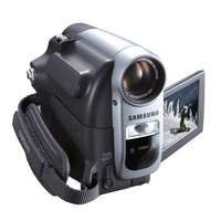 Samsung SCD-363 Mini DV Digital Camcorder  0 68MP  30x Opt  1200x Dig  2 5  LCD