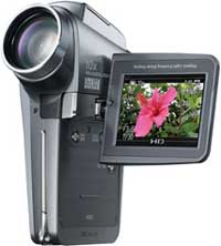 Sanyo Xacti HD1 Flash Media Camcorder