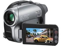 Sony DCR DVD703E