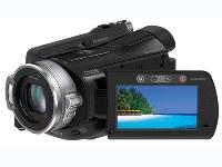 Sony HDR-SR7 Flash Media Camcorder