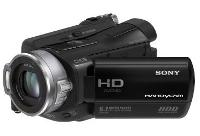 Sony HandyCam HDR-SR7E Camcorder