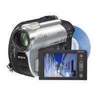 Sony Handycam DCR-DVD108 DVD Camcorder