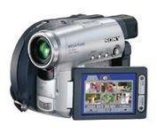 Sony Handycam DCR-DVD201 DVD Camcorder