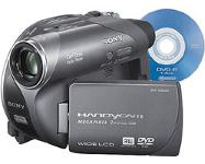 Sony Handycam DCR-DVD205 DVD Camcorder
