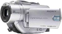 Sony Handycam DCR-DVD805 DVD Camcorder