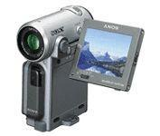 Sony Handycam DCR-IP5 Micro MV Digital Camcorder