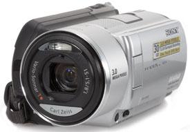 Sony DCR-SR100 30GB Camcorder  10x Opt  120x Dig  2 7
