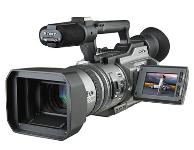 Sony Handycam DCR-VX2100 Mini DV Digital Camcorder