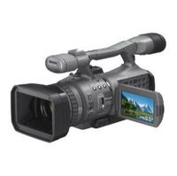 Sony Handycam HDRFX7 Mini DV Digital Camcorder