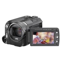 JVC Everio GZMG555 HDD Camcorder