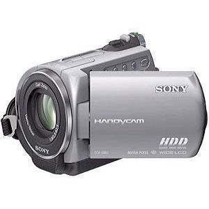 Sony Handycam DCR-SR82 (60 GB) Flash Media Camcorder