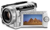 Canon HG10  High Definition Hard Drive Camcorder