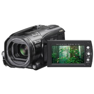 JVC Everio GZ-HD3 Camcorder