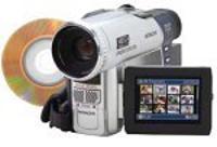 Hitachi DZ-MV380A DVD Camcorder