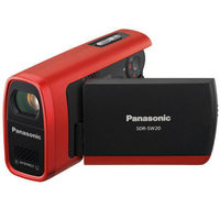 Panasonic SDR-SW20R Flash Media Camcorder