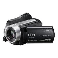 Sony HDR-SR10 40GB (40 GB) HDD Camcorder