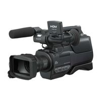 Sony HVR-HD1000U Camcorder