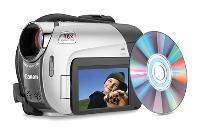 Canon DC320 DVD Camcorder