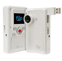 Pure Digital Flipvideo Camcorder 60mins Wht