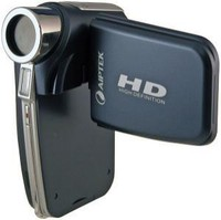 Aiptek A-HD  SD 128MB Internal Flash Camcorder  4x Dig  2 4  LCD