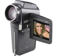 Sanyo VPC-HD2 Secure Digital Camcorder  10x opt  10x Dig  2 2  LCD
