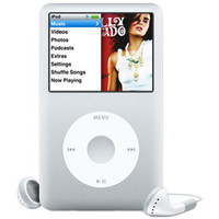 Apple Ipod video (80GB) , White Digital Media Player
