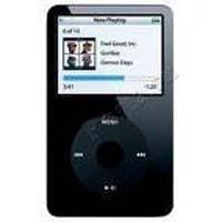 Apple iPod VIDEO 30GB (Black) MP3 Player (MA446FBA)