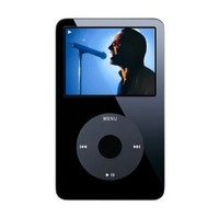 Apple iPod Video Black (60 GB) Digital Media Player (MA147LL/A)