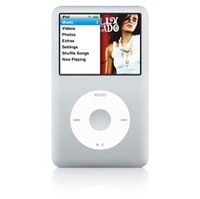 Apple iPod classic Silver (80 GB, MAC/PC  MB029LL/A) Digital Media Player