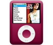 Apple iPod nano (PRODUCT) RED Special Edition (4 GB MAC/PC - MA725LL/A) MP3 Player