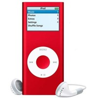 Apple iPod nano (PRODUCT) RED Special Edition (8 GB MAC/PC - MA899LL/A) MP3 Player