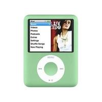Apple iPod nano green (8 GB, 2000 Songs) Digital Media Player
