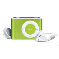 Apple iPod shuffle Second Gen. Green (1 GB) MP3 Player (MA951LL/A)