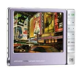 Archos 405 (2 GB, 500 Songs) Digital Media Player