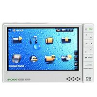 Archos 605 WiFi (80 GB) Digital Media Player