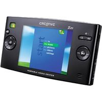 Creative Technology Zen Portable Media Center (20 GB) Digital Media Player