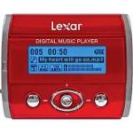 Lexar LDP-200 (512 MB) MP3 Player