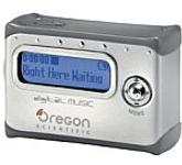 Oregon Scientific MP100 (512 MB) MP3 Player