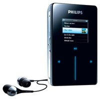 Philips GoGear (30 GB) MP3 Player (HDD6330)