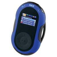 RCA Jet Stream S2501 (1GB) (1 GB 250 Songs) MP3 Player