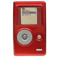 RCA Lyra RD2762 (2 GB) MP3 Player