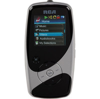 RCA M4004 (4 GB, 1000 Songs) MP3 Player