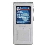 Samsung YP-Z5 (2 GB) MP3 Player