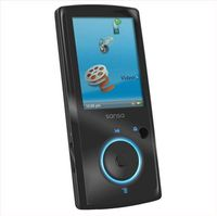 SanDisk Sansa View (8 GB) MP3 Player (SDVX1N-8192)