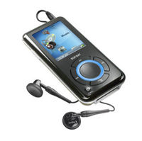 SanDisk Sansa e280 (8 GB) MP3 Player (SDMX48192A70)