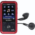 Sony NW-ZS615FPNK / NWZS615FRED / NWZS615FBLK (2 GB, 500 Songs) Digital Media Player